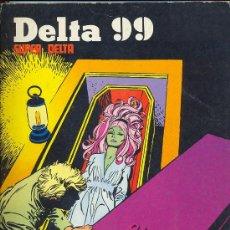 Cómics: DELTA 99: SUPER DELTA. . Lote 27448688