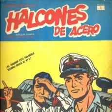 Cómics: HALCONES DE ACERO 1. . Lote 26551039