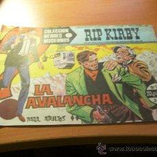 Cómics: RIP KIRBY . COL. HEROES MODERNOS C- 16. Lote 8943386