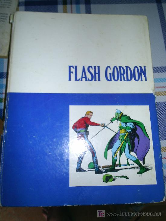 M69 FLASH GORDON BURULAN NUMERO 1 (Tebeos y Comics - Buru-Lan - Flash Gordon)