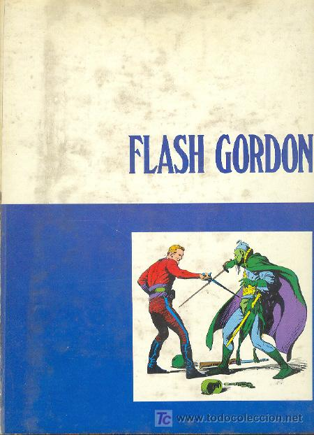 FLASH GORDON TOMO I BURU LAN (Tebeos y Comics - Buru-Lan - Flash Gordon)