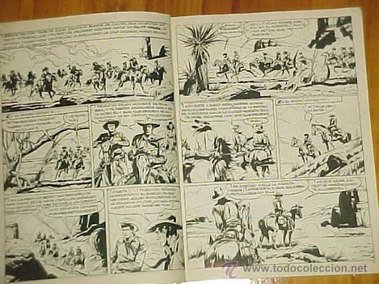 Cómics: TEX. VENGANZA INDIA. Nº 25. - Foto 2 - 9511130