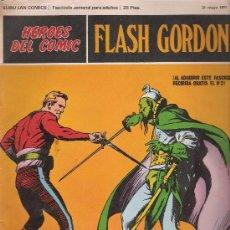 Cómics: FLASH GORDON. BURU LAN. Nº 1. Lote 24166348
