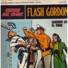 Cómics: FLASH GORDON. BURU LAN 1972. LOTE DE 11 EJEMPLARES CORRELATIVOS DEL Nº 26 AL 36. Lote 22920513