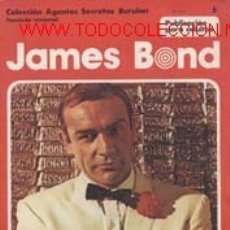 Cómics: JAMES BOND-NºS 24,25,27 Y 5. Lote 23589226