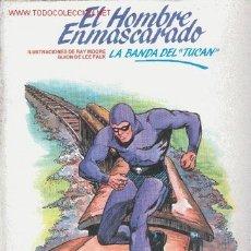 Cómics: EL HOMBRE ENMASCARADO - LA BANDA DEL TUCÁN - RAY MOORE & LEE FALK - VOL. 14 - BURULÁN. Lote 27405466