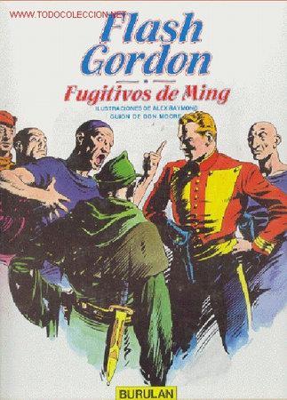 Cómics: FLASH GORDON Nº 8 - Foto 2 - 27001670