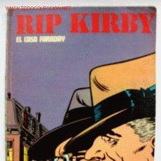 Cómics: RIP KIRBY - EL CASO FARADAY -Nº 1 ??. Lote 26823392
