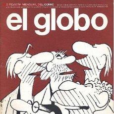 Cómics: EL GLOBO Nº 3 - BURU LAN - 1973. Lote 14241360