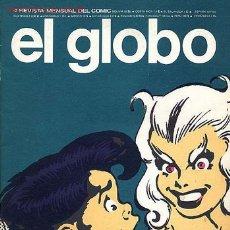 Cómics: EL GLOBO Nº 4 - BURU LAN - 1973. Lote 14272630