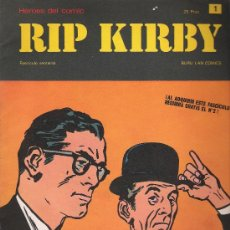 Cómics: RIP KIRBY.BURU LAN. Nº 1. Lote 16712008