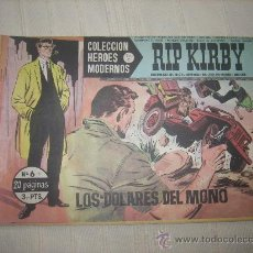 Cómics: HEROES MODERNOS. SERIE C. Nº6. RIP KIRBY. Lote 9950776