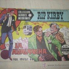 Cómics: HEROES MODERNOS. SERIE C. Nº16. RIP KIRBY. Lote 9950926