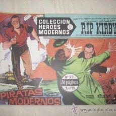Cómics: HEROES MODERNOS. SERIE C. Nº23. RIP KIRBY. Lote 9950999