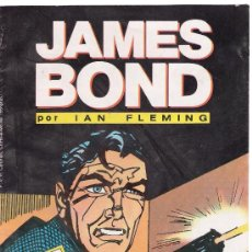 Cómics: JAMES BOND.PLANETA. Nº 1. ¡IMPECABLE!. Lote 25061080