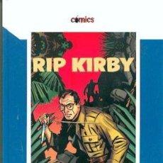 Cómics: RIP KIRBY,EL TRONO DE CREDONIA,COMICS EL PAIS. Lote 25734491