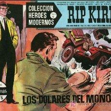 Cómics: RIP KIRBY - COLECCIÓN HEROES MODERNOS Nº 6 SERIE C - 1958. Lote 10312785