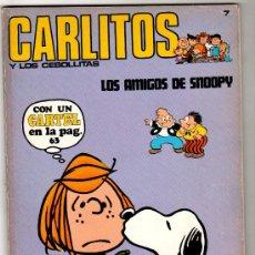 CARLITOS Y LOS CEBOLLITAS Nº 7, BASTANTE