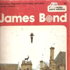 Cómics: JAMES BOND. Lote 79747319
