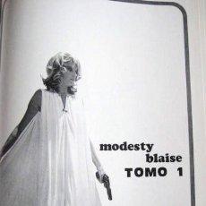 Cómics: COMICS.MODESTY BLAISE. Nº 1 1974 BURULAN. . ENVIO GRATIS¡¡¡. Lote 26880171