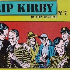 Cómics: RIP KIRBY - Nº 7 - EDICION CRONOLOGICA / DIBUJOS : ALEX RAYMOND. Lote 13573618