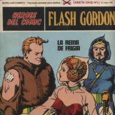 Cómics: FLASH GORDON.BURU LAN. Nº 2. Lote 18780902