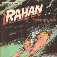 Cómics: RAHAN Nº2 EDITA BURU LAN . Lote 25582732