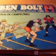 Cómics: BEN BOLT BURU LAN TOMO Nº 1. Lote 11228231