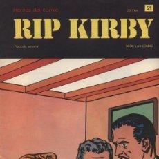 Cómics: RIP KIRBY. HEROES DEL COMIC. BURU LAN. Nº 21. Lote 11452812