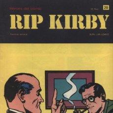 Cómics: RIP KIRBY. HEROES DEL COMIC. BURU LAN. Nº 20. Lote 21732242