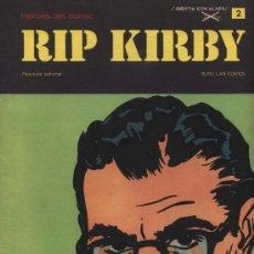 Cómics: RIP KIRBY. HEROES DEL COMIC. BURU LAN. Nº 2. Lote 11452954