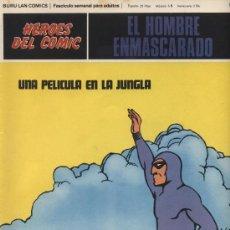 Cómics: EL HOMBRE ENMASCARADO. BURU LAN 1971. Nº 65. Lote 11453672