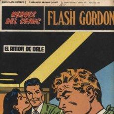 Cómics: FLASH GORDON. HEROES DEL COMIC. BURU LAN Nº 9. Lote 21732235