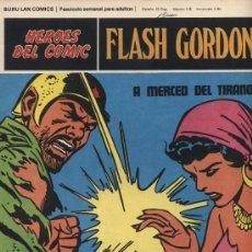 Cómics: FLASH GORDON.HEROES DEL COMIC.BURU LAN Nº 82. Lote 21732237