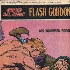 Cómics: FLASH GORDON. HEROES DEL COMIC. BURU LAN Nº 80. Lote 21732238