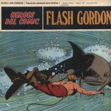 Cómics: FLASH GORDON. HEROES DEL COMIC. BURU LAN Nº 79. Lote 21732239