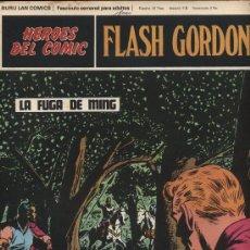 Cómics: FLASH GORDON.HEROES DEL COMIC.BURU LAN Nº 77. Lote 32494457