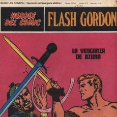 Cómics: FLASH GORDON.HEROES DEL COMIC.BURU LAN Nº 76. Lote 21732241