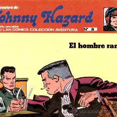 Cómics: COMIC JOHNNY HAZARD Nº 3. Lote 11504738