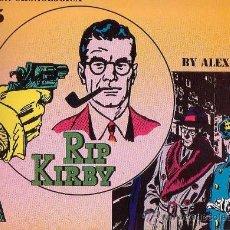 Cómics: RIP KIRBY Nº 5 - ALEX RAYMOND - EDITA : EDICIONES ESEUVE - AÑOS 90. Lote 11549887