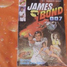 Cómics: COMIC DE JAMES BOND. Lote 11590497