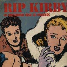 Cómics: RIP KIRBY. 1974. EPISODIOS COMLPETOS. LA MISTERIOSA CASA DE MUÑECAS. (80 PÁGINAS). Lote 21251164