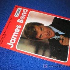 Cómics: COLECCION AGENTES SECRETOS BURU LAN. FASCICULO Nº 3 - JAMES BOND. Lote 12003270