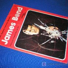 Cómics: COLECCION AGENTES SECRETOS BURU LAN. FASCICULO Nº 1 - JAMES BOND. Lote 12003289