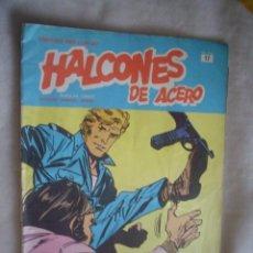 Cómics: HALCONES DE ACERO FASCÍCULO Nº 17 - TEBEOS EL ARCHIVISTA. Lote 12030324