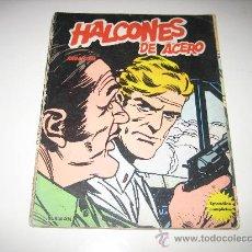 Cómics: HALCONES DE ACERO - KADAITCHA - ED. BURULAN 1974. Lote 25732242