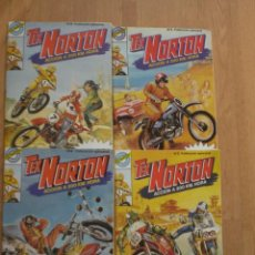 Comics : TEX NORTON, LOTE DE 2 COMICS - 4 Y 5. Lote 21632827
