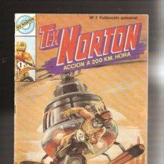 Comics : TEX NORTON 7. Lote 13002419