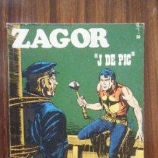 Cómics: ZAGOR N.56 BURULAN. Lote 13076477
