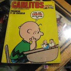 Cómics: CARLITOS 9 BURULAN. Lote 13103223
